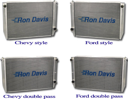 radiator, auto radiator, aluminum radiators, custom aluminum racing radiators, custom aluminum race car radiators